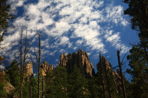 Cathedral Spires Hike