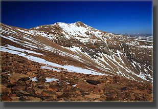 Mt Democrat-Cameron-Lincoln-Bross hike