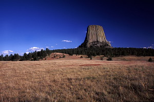 Devils Tower, Wyoming