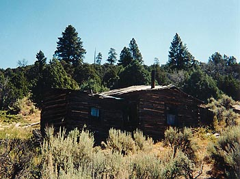 Cabin near Pot Creek, Utah