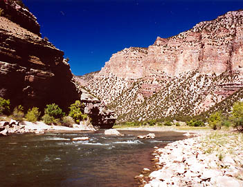 Whirlpool Canyon, Dinosaur National Monument