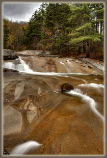 Lincoln Woods Trail / Franconia Falls