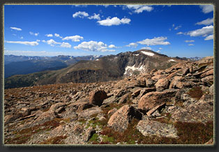North Fork Big Thompson \ Hagues Peak, Colorado