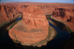 Horseshoe Bend Overlook, Arizona