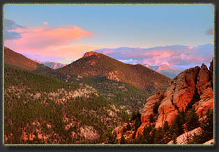 Emerald Mountain, Rocky Mt National Park, Colorado