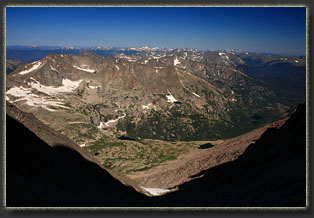 Longs Peak, Rocky Mt National Park, Colorado