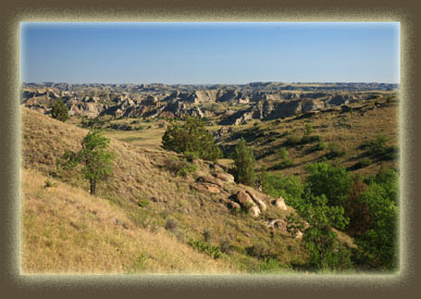 Medora National Grasslands, North Dakota