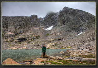 Wind River backpacking