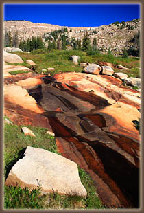 Red Canyon, Mt Zirkel Wilderness, Colorado