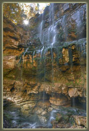 Virgin Falls State Natural Area, Tennessee