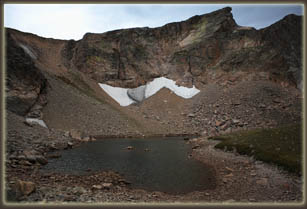 Lake of Many Winds and Boulder-Grand Pass